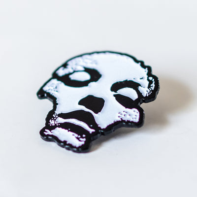 "Converge ""Jane Doe"" White Enamel Pin"