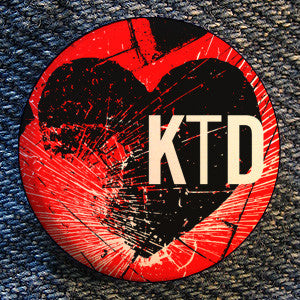 "Killing The Dream ""Heart"" Button"