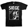 "Siege ""Live"" Black T-Shirt"