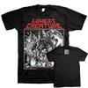 "Lowest Creature ""Sacrilegious Pain"" Black T-Shirt"