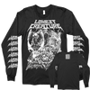 "Lowest Creature ""Sacrilegious Pain"" Black Longsleeve"
