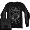 "Blood From The Soul ""Nothingness"" Black Longsleeve"
