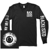 "Blacklisted ""Eye For An Eye"" Black Longsleeve"