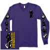 "Burn ""Reaper Pocket"" Purple Longsleeve"