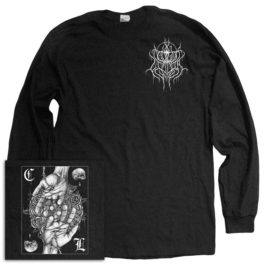 "Cult Leader ""Lightless Walk"" Black Longsleeve"