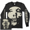 "Converge ""Petitioning Forever"" Black Longsleeve"