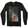 "Converge ""Unloved and Weeded Out"" Black Longsleeve"