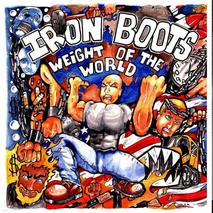 "Iron Boots ""Weight Of The World"""