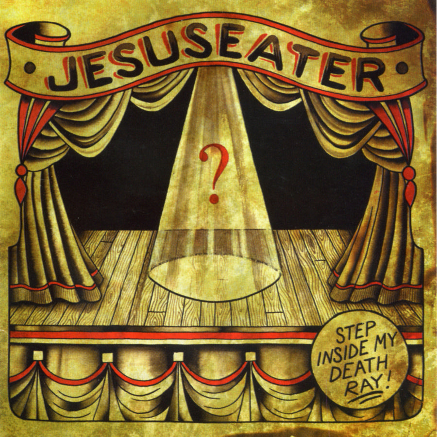 "Jesuseater ""Step Inside My Deathray"""