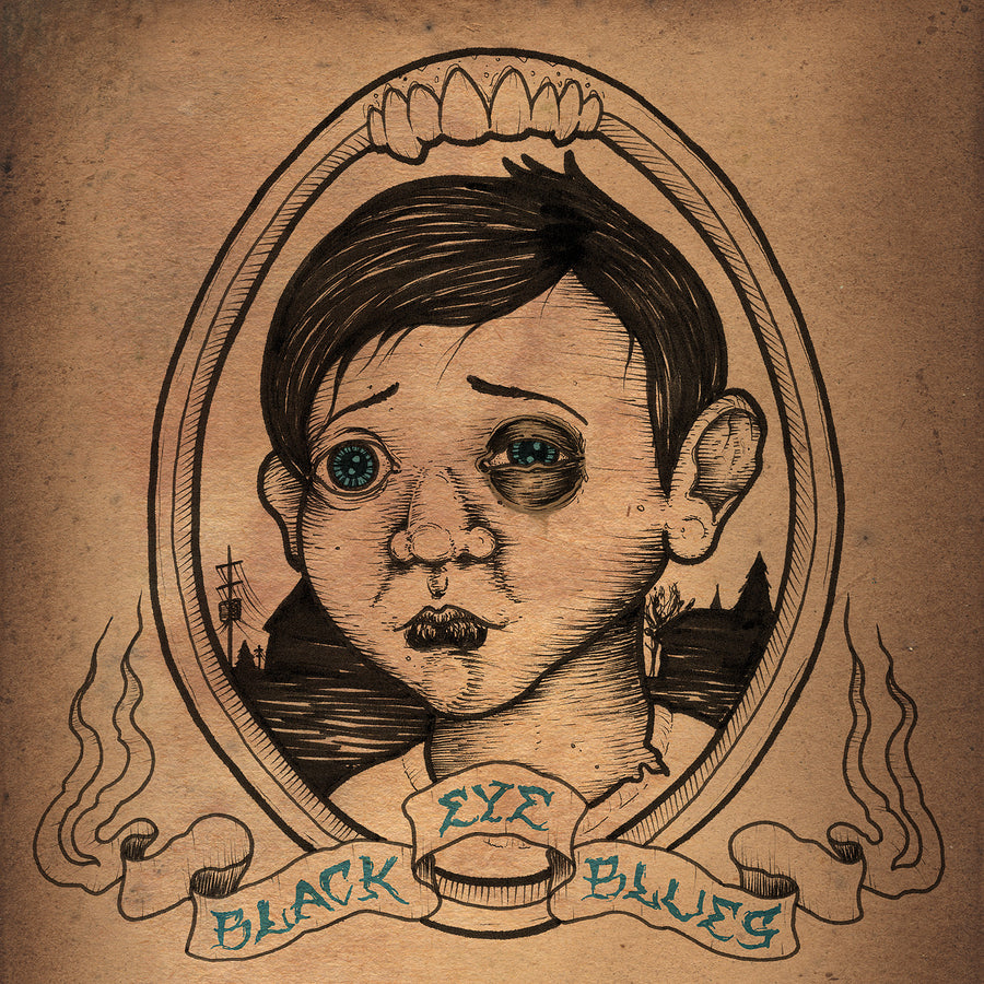 "Lewd Acts ""Black Eye Blues"""