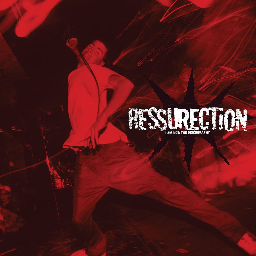 "Ressurection ""I Am Not: The Discography"""