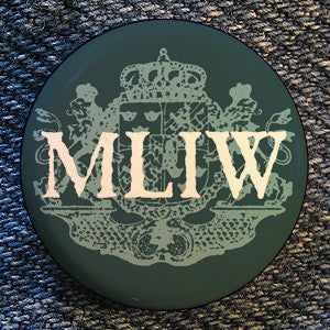 "Modern Life Is War ""Crest"" Button"