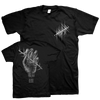"Mourir ""Hand"" Black T-Shirt"