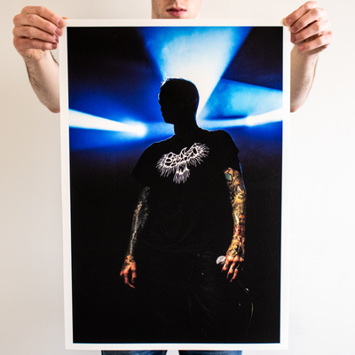 "Nick Sayers ""Jake"" Giclee Print"