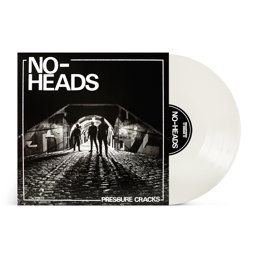 "No Heads ""Pressure Cracks"""