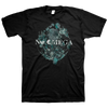 "No Omega ""Occupants"" Black T-Shirt"
