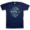 "No Omega ""Occupants"" Navy T-Shirt"