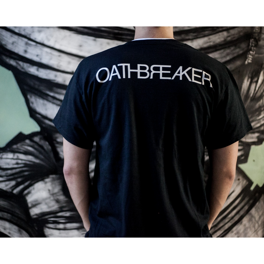 "Oathbreaker ""Rheia Cover"" Black T-Shirt"
