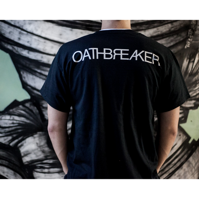 "Oathbreaker ""Where I Live / Where I Leave"" Black T-Shirt"