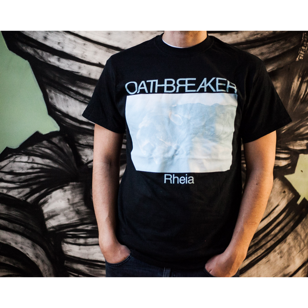 "Oathbreaker ""Immortals"" Black T-Shirt"