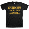 "Life To Live ""Youth Crew"" Black T-Shirt"