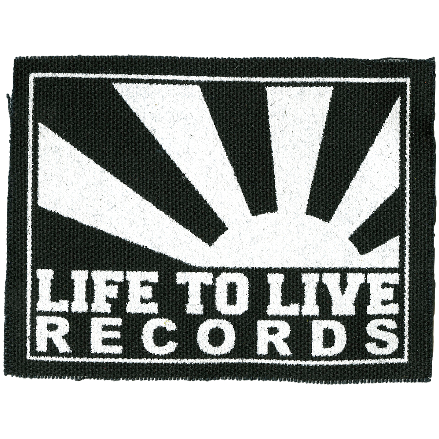 "Life To Live ""Logo"" Patch"