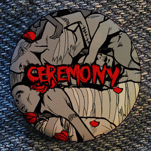 "Ceremony ""Ruined"" Button"