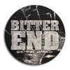 "Bitter End ""Guilty As Charged"" Button"