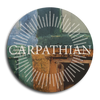 "Carpathian ""Wanderlust"" Button"