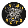 "Lewd Acts ""Cheetah"" Button"