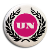 "United Nations ""UN Crest"" Button"