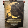 "Converge ""Blood Moon: Crescent"" Poster"