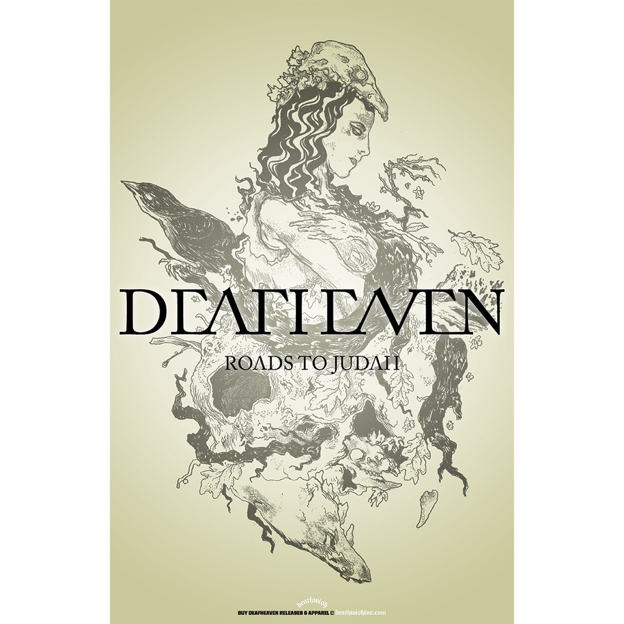 "Deafheaven ""Roads To Judah"" Poster"