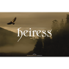 "Heiress ""Early Frost"" Poster"