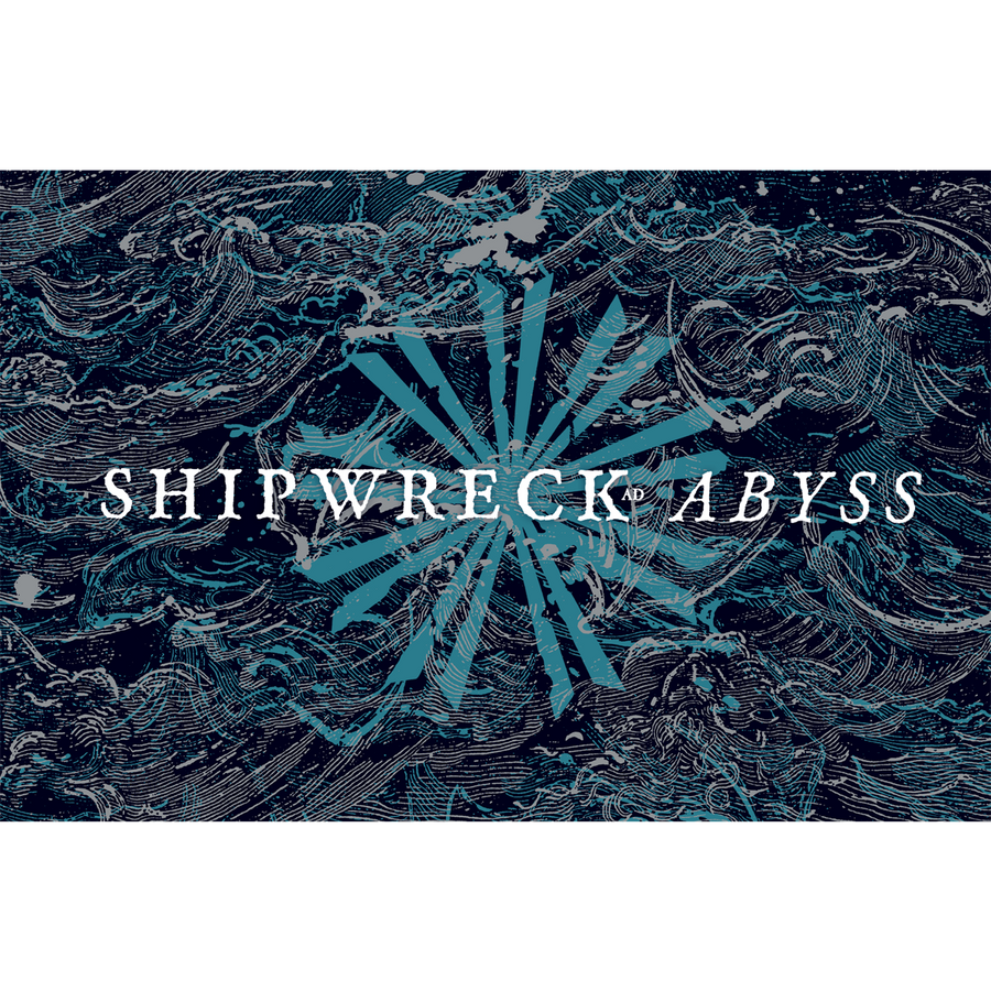 "Shipwreck AD ""Abyss"" Poster"