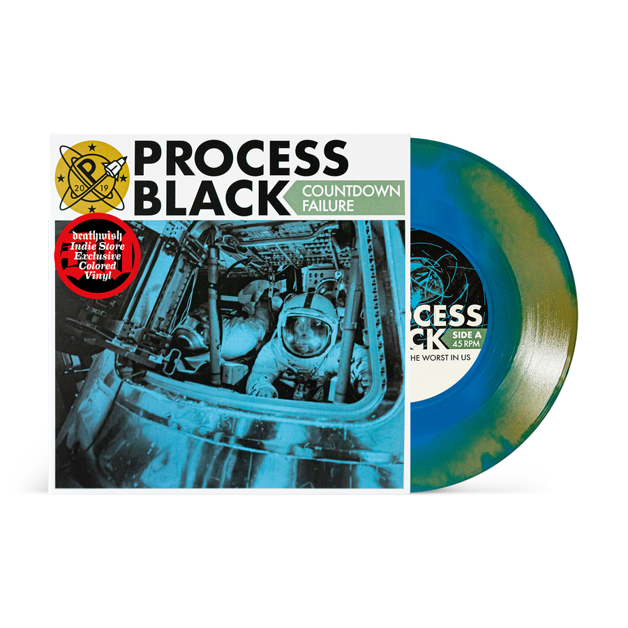 "Process Black ""Countdown Failure"" Wholesale Indie Color"