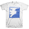 "Profile ""I Watch You Disappear"" White T-Shirt"