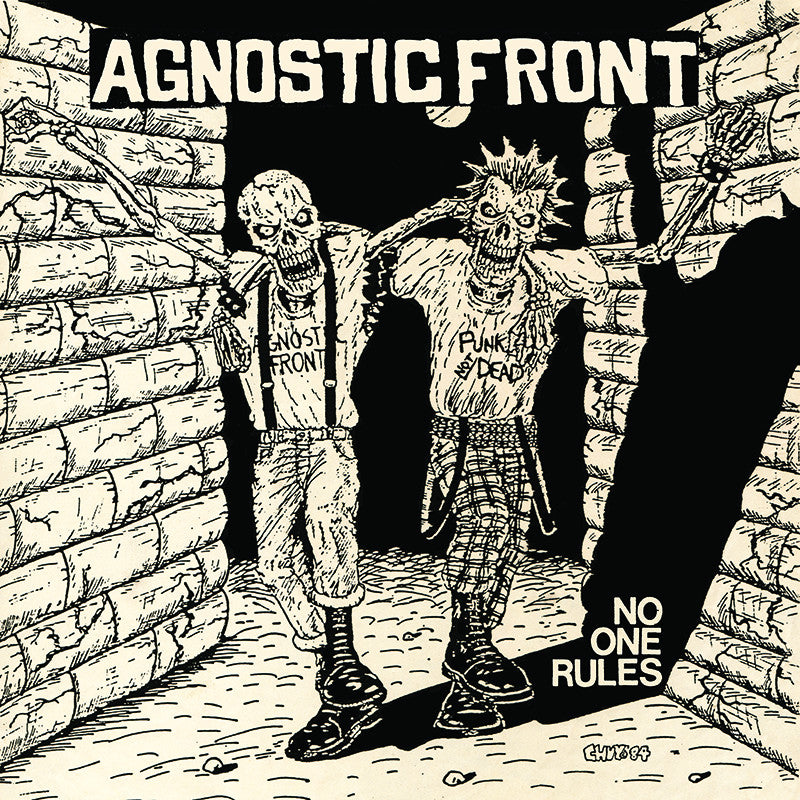 "Agnostic Front ""No One Rules"""