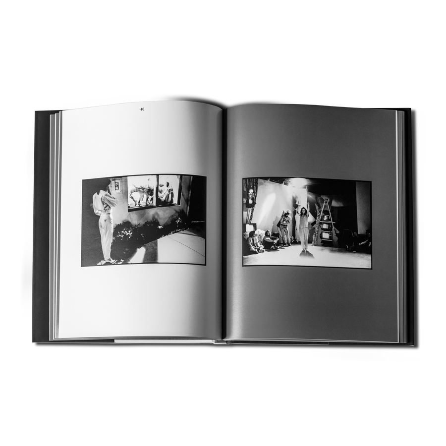Tri-X Noise - Photographs 1981-2016 by Bill Daniel