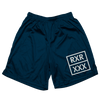 "React Records ""Logo"" Mesh Shorts"