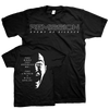 "Remission ""Enemy Of Silence"" Black T-Shirt"