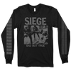 "Siege ""Sad But True"" Black Longsleeve"