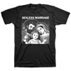 "Sexless Marriage ""Sexless Marriage"" Black T-Shirt"