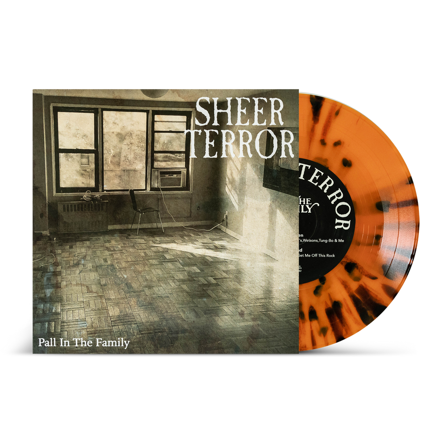 "Sheer Terror ""Pall In The Family"""