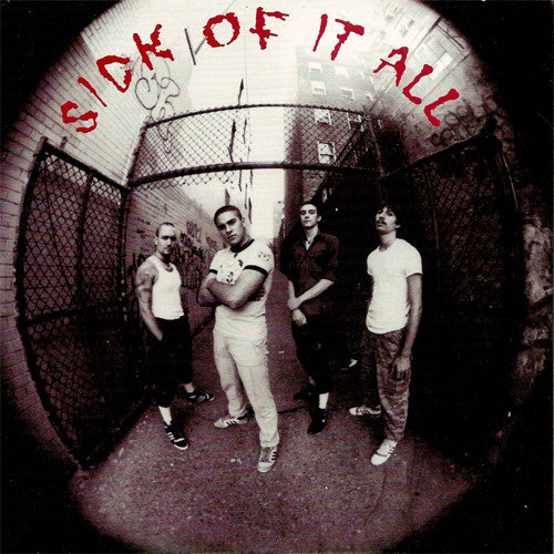 "Sick Of It All ""Self Titled"""