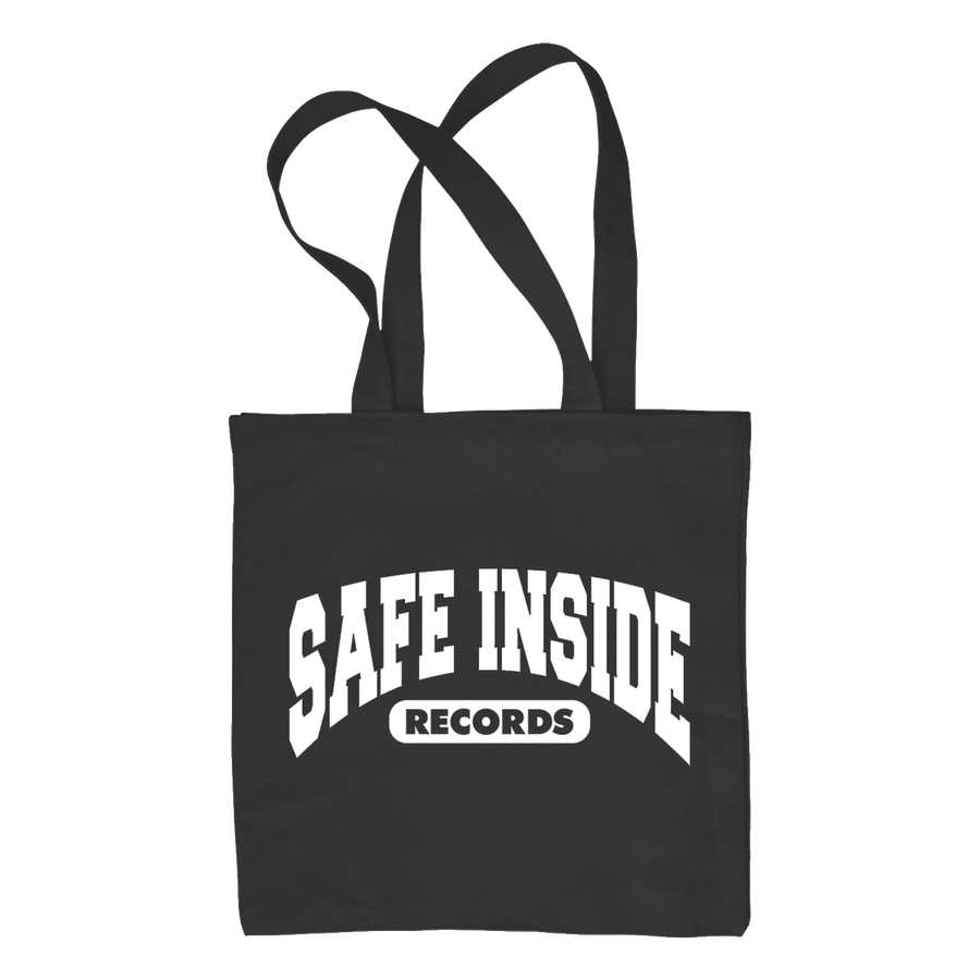 "Safe Inside ""New Logo"" Tote Bag"