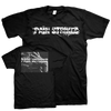 "Pain Strikes ""Logo"" Black T-Shirt"