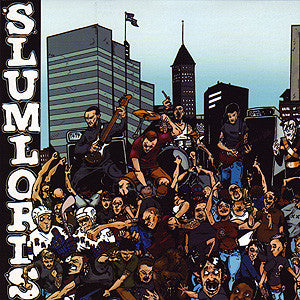 "Slumlords ""Self Titled"" 7"""