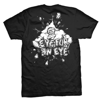 "Social Damage ""Eye For An Eye"" Black T-Shirt"