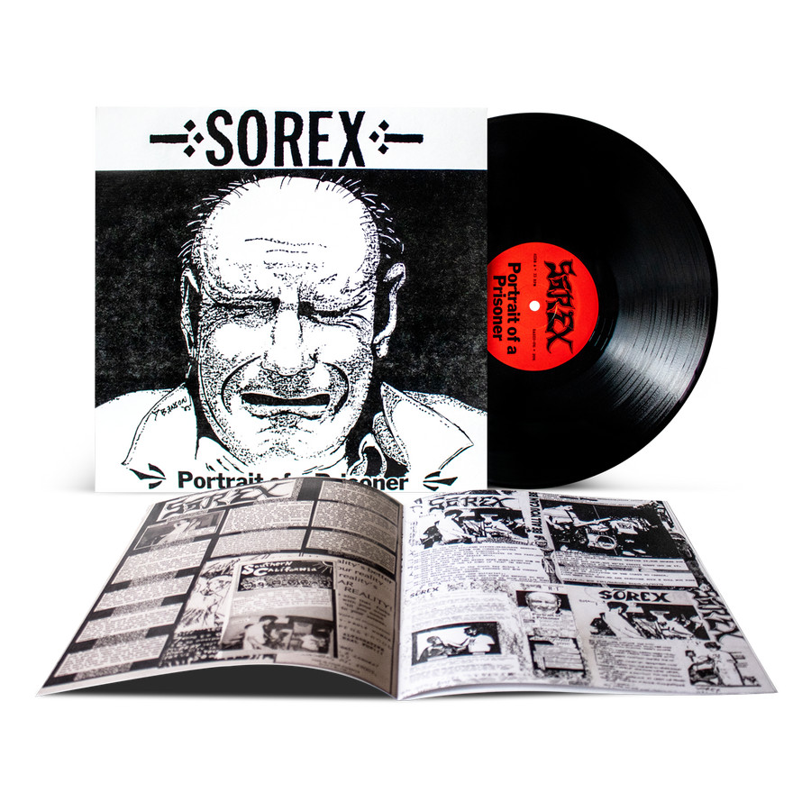 "Sorex ""Portrait Of A Prisoner"""